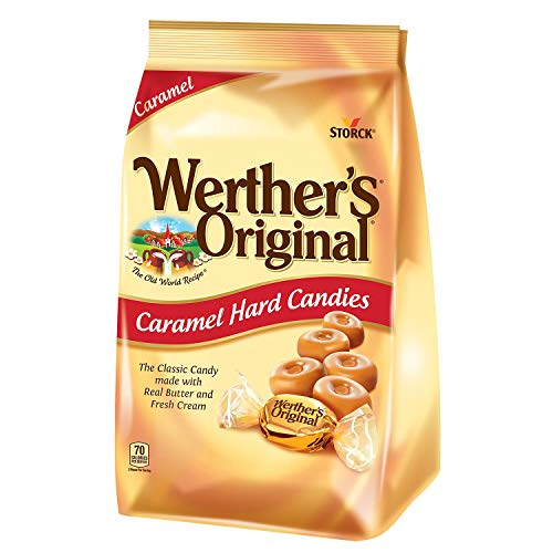 Werther's Original Butter Hard Candies, 34