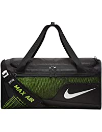735c1acbf4 Mens Vapor Max Air Medium Training Duffel Bag BA5475-010 - Black Volt