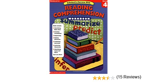 Amazon.com: Scholastic Success With: Reading Comprehension ...