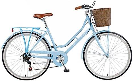 Viking Belgravia 26 Inch Wheel - Bicicleta para Mujer, Cuadro 18 ...