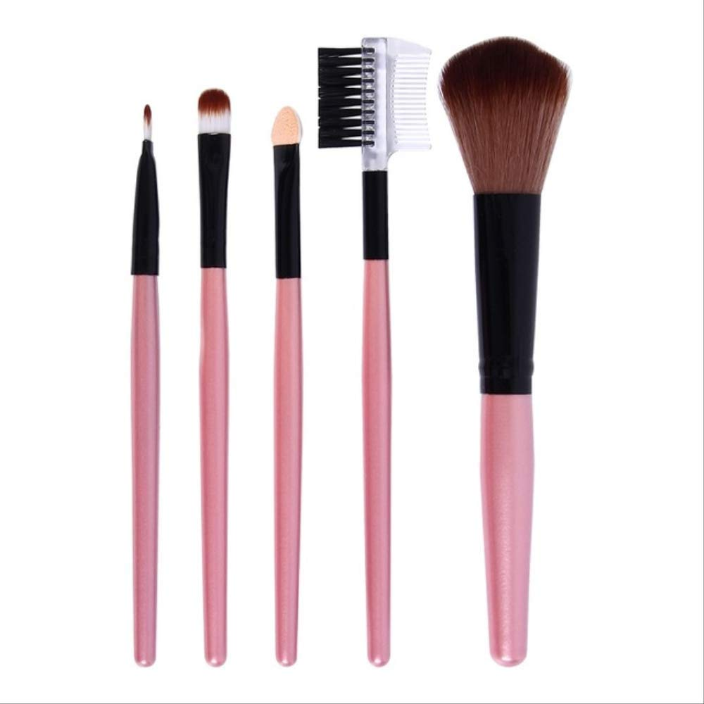 LFSHYP Makeup brush kit 20pcs/set Makeup Brushes Pro Blending Eyeshadow Powder Foundation Eyes Eyebrow Lip Eyeliner Make up Brush Cosmetic Tool 5pcs