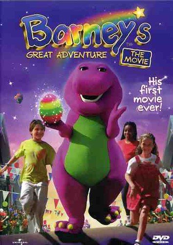 Top 6 recommendation barney great adventure dvd for 2019