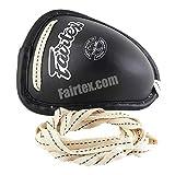 Fairtex GC2 Muay Thai Steel Cup (Black, L)