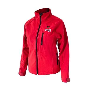 Womens Heated Clothing >> Dragon Heatwear Sahara Womens Heated Jacket 3 Zone At Amazon