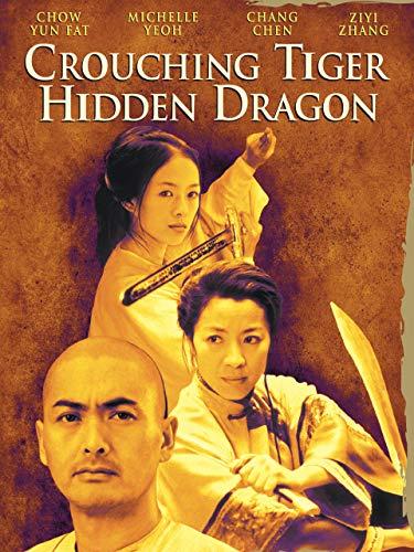 - Crouching Tiger, Hidden Dragon (4K UHD)