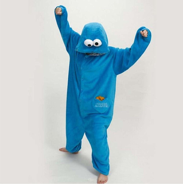Amazon Superlieu Elmo Kigurumi Pajamas Anime Costume Clothing