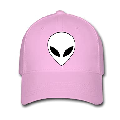 202d4605 Stay Weird Logo Custom Printing Baseball Caps Sun Hats - Pink -: Amazon.co. uk: Clothing