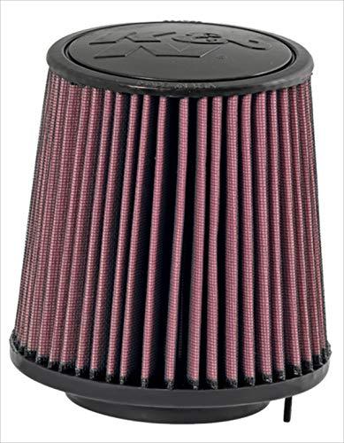 K&N engine air filter, washable and reusable:  2007-2017 Audi V6/V8 (Q5, S5, SQ5, A5, A5 Quattro, S4, A4 Quattro) -