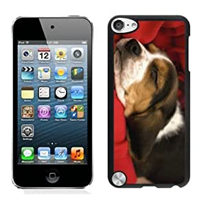 2014 New Style Christmas Dog Black Diy For Ipod mini Case Cover 26