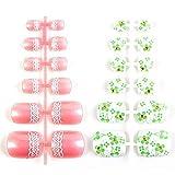 Coffin Nails 500pcs Acrylic False Nail Tips
