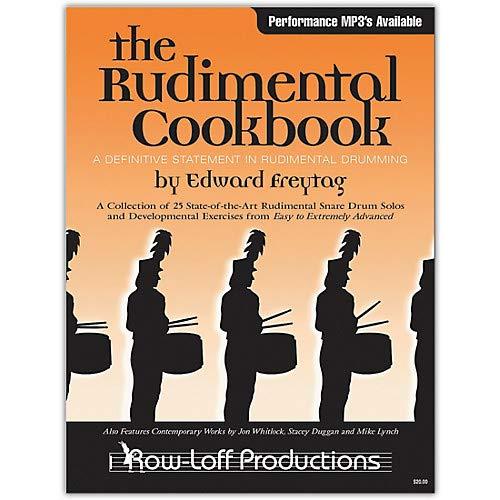 Cookbook Contest (The Rudimental Cookbook Pack of 2)