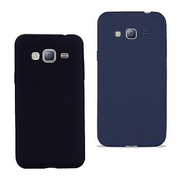CoverTpu 2X Funda Samsung Galaxy Grand Prime Silicona Carcasa Galaxy G530/Grand Prime Suave Flexible TPU Gel Ultra Fina Delgado Case Móvil Cubierta ...