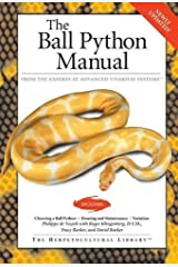 The Ball Python Manual (Herpetocultural Library) Paperback