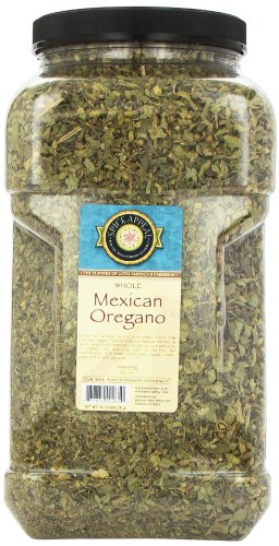 Spice Appeal Mexican Oregano Whole, 24 Ounce by Spice Appeal