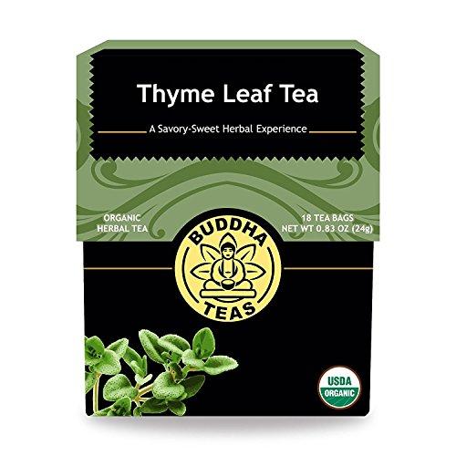 Organic Thyme Leaf Tea Caffeine