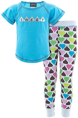 hersheys-kisses-big-girls-blue-cotton-pajamas-m-7-8