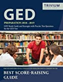 #10: GED Preparation 2018-2019: GED Study Guide and Strategies with Practice Test Questions for the GED Test