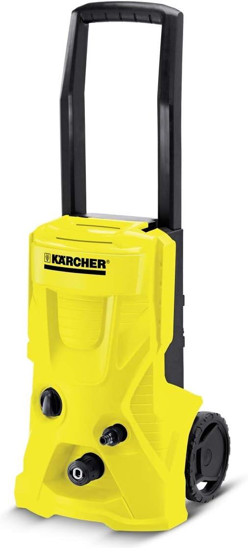 Karcher K4 Basic Hidrolimpiadora de Alta Presión, 1800 W, 130 Bares, 420 L/H, Rendimiento de 30 M²/H: Amazon.es: Bricolaje y herramientas
