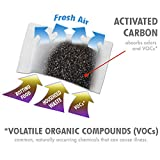 iTouchless Natural Activated Carbon Biodegradable