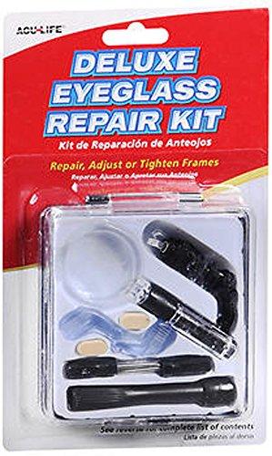 Health Enterprises Deluxe Eyeglass Repair (Deluxe Eyeglass Repair Kit)