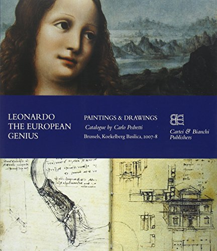 Leonardo the European Genius (English and French Edition)
