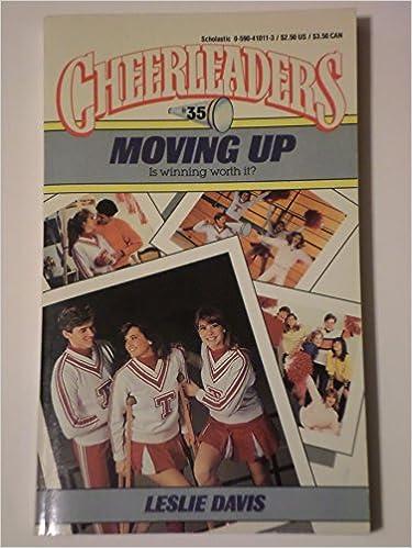 Moving Up Cheerleaders