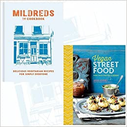 Mildreds the vegetarian cookbook and vegan street food 2 books mildreds the vegetarian cookbook and vegan street food 2 books bundle collection foodie travels from india to indonesia amazon daniel acevedo forumfinder Image collections