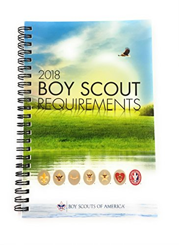 2018 Boy Scout Requirements