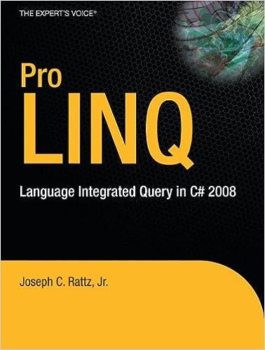 Amazon   Pro LINQ: Language In...