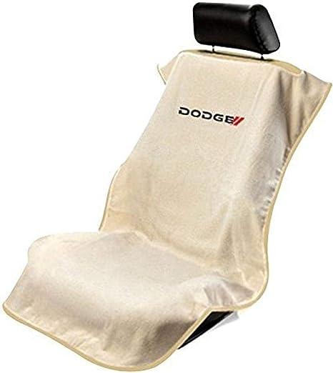 1 Pack Seat Armour SA100NDODB Dodge Black Seat Protector Towel