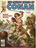 img - for SAVAGE SWORD OF CONAN The Barbarian: August, Aug. 1980, #55 book / textbook / text book