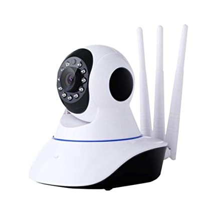 Home Camera Monitor for Home Surveillance System HD 1080P Camera Wireless Night Vision Motion, Supports