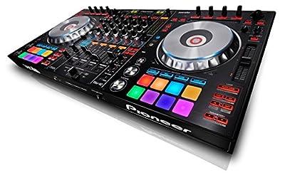 Pioneer Pro DJ DDJ-SZ DJ Professional DJ Controller - Free Tascam HP - Laptop Stand - XLR Cables (Pair) - (ProSoundGear Authorized Seller)