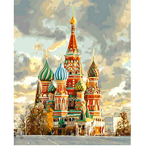 Jigsaw Puzzle 1000 Piece Wall Decor DIY for Home Decor Church Classic Puzzle 3D Puzzle Wooden Toy Gift