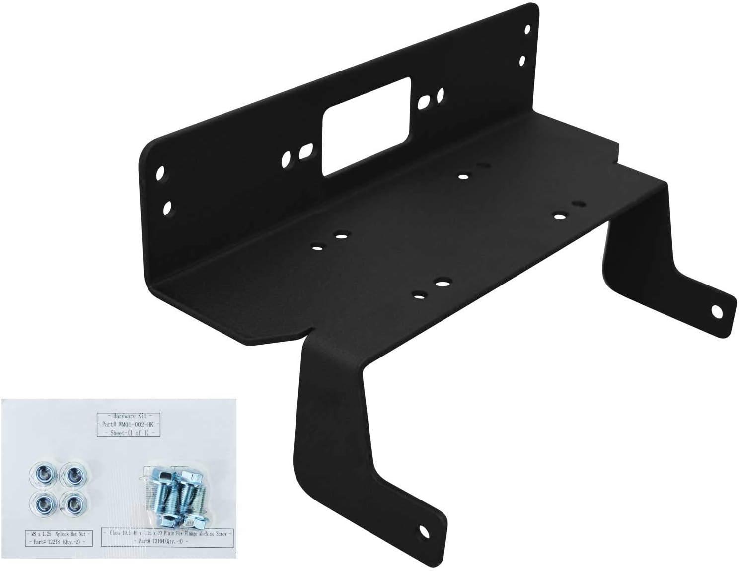 Full Size Rangers VIPER UTV Winch Mount Plate Kit see fitment details