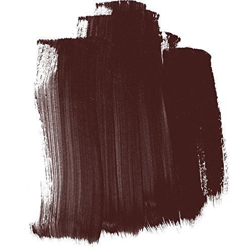 - Daler-Rowney System 3 Acrylic 150 ml Tube - Burnt Umber