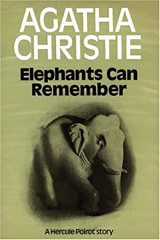 book cover of Elephants Can Remember