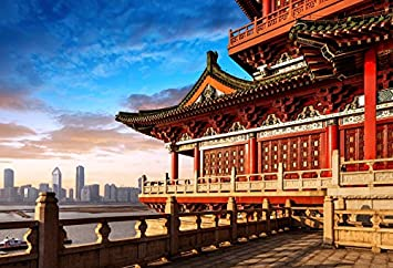 Amazon Com Leyiyi 7x5ft Photography Background Chinese Style