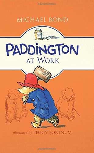 book cover of Paddington at Work