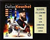 "MLB Houston Astros Dallas Keuchel CY Young Player Plaque, 12""x15"""