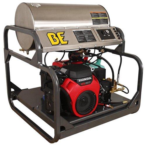 B E Pressure HW3524HEGD Gas Hot Water Pressure Washer, AR...
