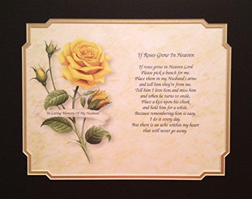 In Memory of Husband