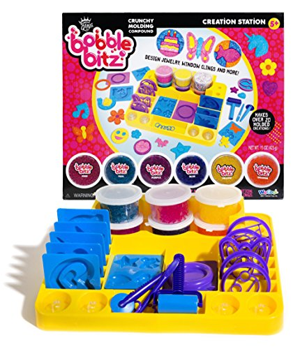 Compound Kings Bobble Bitz Creation Station – Crunchy Molding Compound (Creation Station)