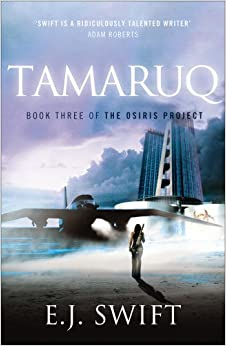 Book Tamaruq: The Osiris Project