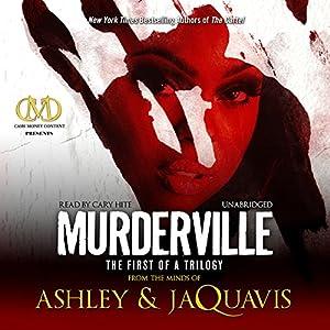Murderville Audiobook
