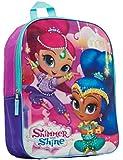 Shimmer and Shine Lightweight Full Size 16 Backpack Book Bag