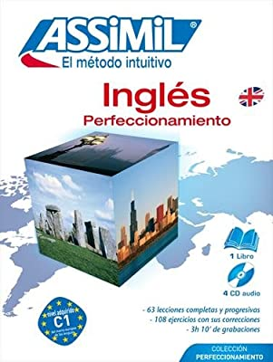 Inglés Perfeccionamiento Pack L+CD Perfezionamenti: Amazon.es ...