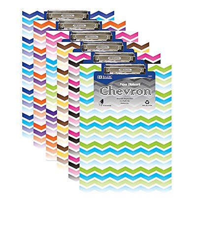 Standard Chevron Paperboard Clipboard Profile product image