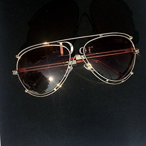 KLXEB Sonnenbrillen, Sonnenbrillen, Uv-Proof Outdoor Sonnenbrille Und Sonnenbrille Im Sommer, Schwarz