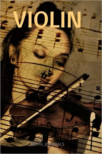 Descargar Libros Para Ebook Violin: Journal Notebook, 6 X 9 Inches, Lined Pages Epub